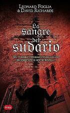 La sangre del Sudario (Spanish Edition)-ExLibrary