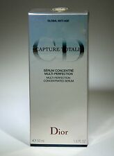 CHRISTIAN DIOR CAPTURE TOTAL MULTI PERFECTON CONCENTRATE SERUM 50 ML