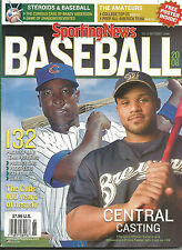 SportingNews Baseball Yearbook: 2008 - Alfonso Soriano, Prince Fielder