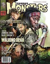 Famous Monsters #278 Walking Dead Cover Lost in Space Doc Savage 2016