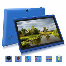 "iRULU X1 7 "" Neuvo Azul Tablet PC Google Android 4.4 Quad Core 16GB HD WIFI"