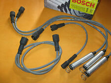 OPEL & VAUXHALL FRONTERA 2.0,2.0i(9/91-8/95) NEW IGNITION LEADS SET -BOSCH B850