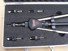Masterfix EZM12+ für Nietmuttern M5 - M12 Alu-Koffer W
