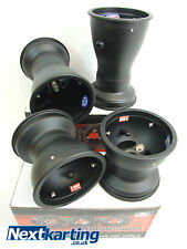 Kart-lot de douglas magnesium wheels 130/210mm-rotax X30/nextkarting