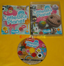 LITTLEBIGPLANET Ps3 Versione Italiana 1ª Edizione Little Big Planet »»» COMPLETO
