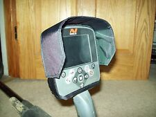 Minelab CTX 3030 Touch Pad Protector Cover with Sun Visor USA made.