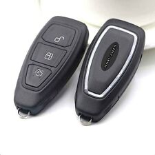 ​Car Remote Keyless Shell Case 3 Buttons For Ford Mondeo Focus Fiesta FOB Bag