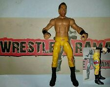 Wwe Mattel Elite CHRIS BENOIT Custom Flashback Wrestling Figure Legend playable