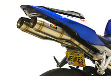 Dual GP Slip On Exhaust Competition Werkes WH607 for 07-12 Honda CBR600RR