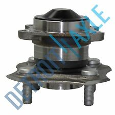 New REAR Complete Wheel Hub and Bearing Assembly 2000-05 Toyota Echo 4 Bolt