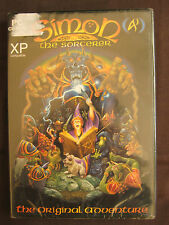 Simon The Sorcerer PC CD Rom Game, Classic Vintage Retro, Rare, New & Sealed