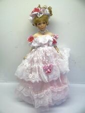 Limited Edition Collectible Tori Artist Rustie Savannah Bride Girl Doll with Box