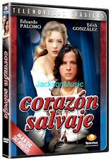 Corazon Salvaje (1993) * DVD Telenovela NEW FACTORY SEALED * Televisa Novela