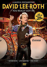 Roth, David Lee - You Really Got Me: Music Documentary, New DVD, David Lee, Roth