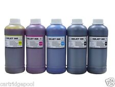 5 Pint UV Bulk refill ink for Epson 68 69 Workforce 320 323 325 520 NX125 NX420