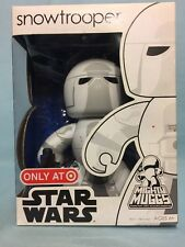 Star Wars Mighty Muggs Target Exclusive Snowtrooper MISB