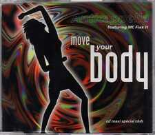 Anticappella - Move Your Body - CDM - 1994 - Eurodance Italodance Panic Records