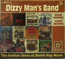 Dizzy Man's Band - The Golden Years Of Dutch Pop Music, Best 48 Tracks 2CD New