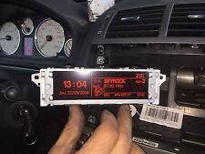 Afficheur display anzeigen peugeot 407 Neuf Nouveau modèle telecoder original