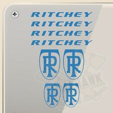 PEGATINA RITCHEY BICYCLE COMPONENT  VINILO VINYL STICKER DECAL AUFKLEBER ADESIVI