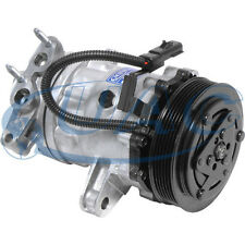 NEW AC A/C COMPRESSOR WITH CLUTCH JEEP LIBERTY 3.7 LITERS 2002 2003 2004 2005