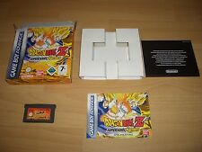 Dragon Ball Z: Supersonic Warriors Nintendo Game Boy Advance, DS und DS Lite OVP