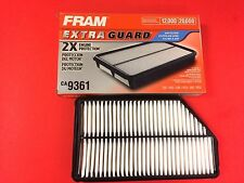New High Quality Fram CA9361 Air Filter-Rigid Panel