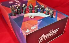 Genuine Hot Toys 1/6 Scale MMS281 Avengers Captain America Ultron All 8 hands
