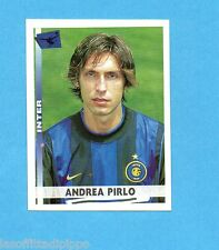 PANINI CALCIATORI 2000/2001- Figurina n.138- PIRLO - INTER -NEW