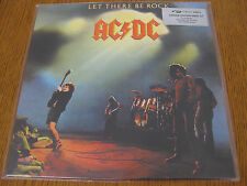 AC/DC-Let there be rock LP,Simply Vinyl UK 1998,megarar,neu,still sealed,ovp!!!!