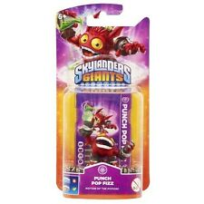 Skylanders Giants LIMITED EDITION PUNCH POP FIZZ Single Character Pack - New