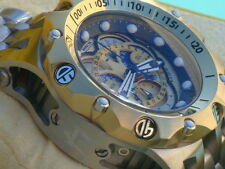 Invicta Reserve 52mm Venom Hybrid GOLD 16807 Master Calendar Swiss Made Quartz