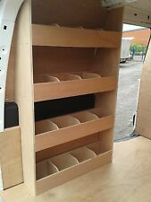 Citroen Berlingo 2008 onwards Van Racking Van Shelving N S Storage Accessories