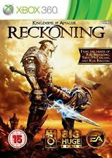 Kingdoms of Amalur Reckoning xbox 360 new and sealed