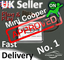 fit Mini One Cooper passenger seat occupancy mat bypass airbag emulator R55 R56