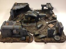 Ruined Bunker Puzzle : Forgotten Labyrinth 28mm Wargame Terrain & Scenery