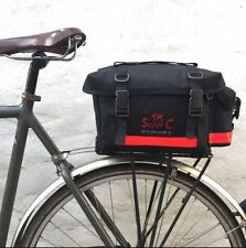 NEW Carradice Super C Rack Bag - TOUR AUDAX Commute