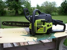 "POULAN CHAINSAW, P3314, 33cc., 14"" BAR"
