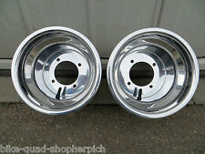 Suzuki LTZ400 ab 2009 Aluminium Rim Rims Wheel rim set rear 2 Pcs