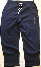 Polo Ralph Lauren Big and Tall Mens Navy Blue Sweat Pants NWT $125 4XLT