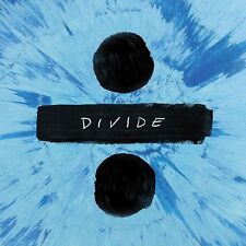 ED SHEERAN DIVIDE (÷) CD (PRE-ORDER to be Released On Friday March 3rd 2017)