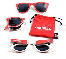 Cornell University Glass-U Collegiate Sunglasses Officially Licensed