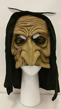 Halloween Scary Mask Costumes (Witch Zombie Goblin Bones Pirates Death Old Man)