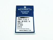 Schmetz Needles 10 Pack 206x13 size 14 Fits Singer Models 206 306 319
