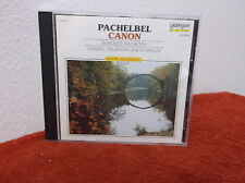 Pachelbel: Canon (CD, Jun-1989, Delta Distribution)