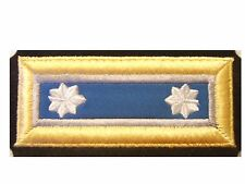 ARMY SHOULDER BOARDS MILITARY INTELLIGENCE LIEUTENANT COLONEL- LTCOL PAIR (2)