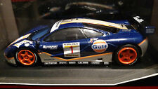 "McLaren F1 GTR ""RING"" GULF BERLIN  MINICHAMPS 1:43 scale Paul's Model Art"