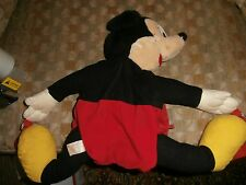 Mickey Mouse (Mickey Pals) Backpack Disney Vintage for a boy or girl