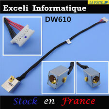 Connecteur alimentation Dc Jack Cable EA40 50.4YP08.001 REV.ENG2 D/C:130104