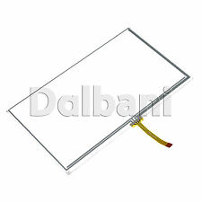"7.2"" DIY Digitizer Resistive Touch Screen Panel 1.32mm x 100mm x 165mm 4 Pin"